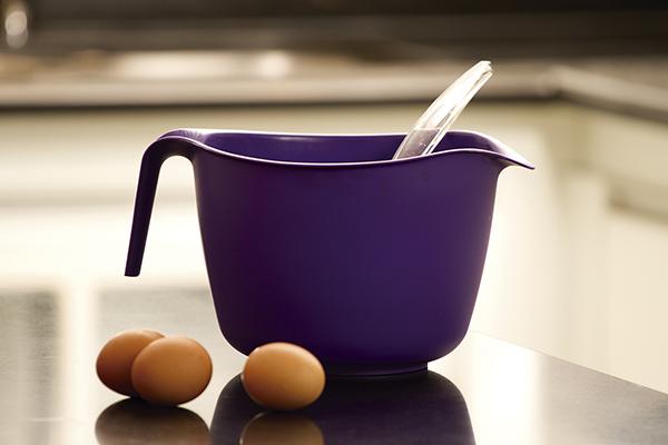 Bowl repostero con asa